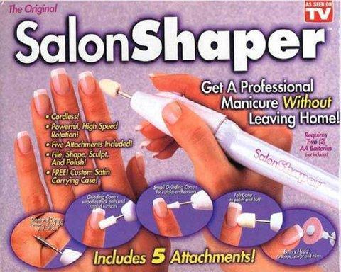"""Маникюрный набор """"Salon Shaper"""", фото 2"""