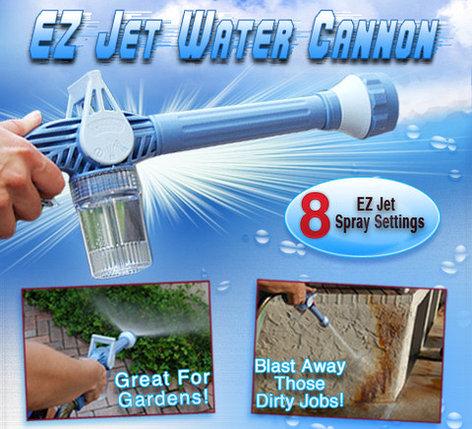 """Водяной пистолет """"EZ Jet"""" {8 режимов работы}, фото 2"""