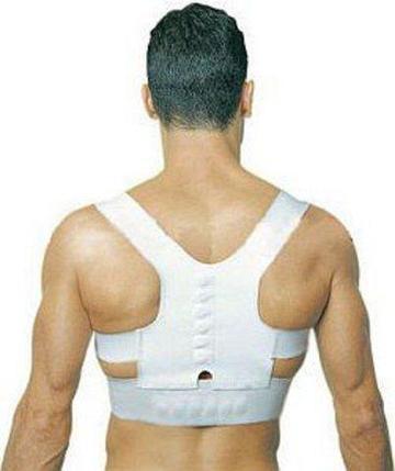 """Корректор осанки магнитный """"Magnetic Posture Support"""" Dr. Levine's (L), фото 2"""