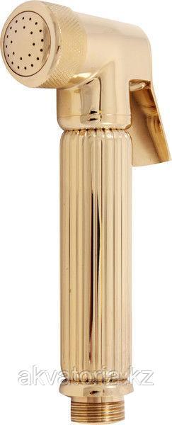 KS0005Z Душевая головка для бидэ в золоте
