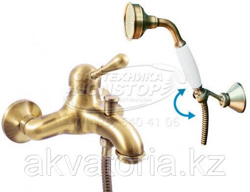 L054.5/2SM LABE Смеситель для ванны бронза