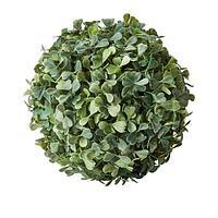 ФЕЙКА Растение искусственное, д/дома/улицы, самшит в форме шара
