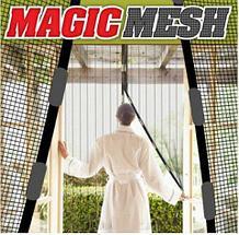 """Москитная сетка на магнитах """"Magic Mesh"""", фото 3"""