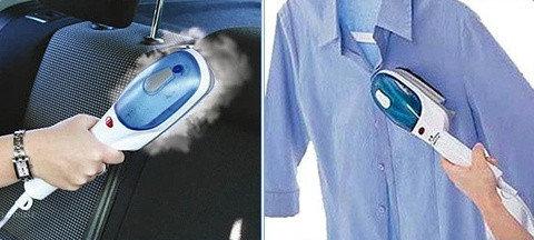 """Ручной отпариватель для одежды """"Steam brush"""", фото 2"""