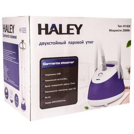 Отпариватель вертикальный HALEY HY-828, фото 2