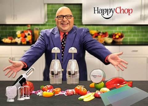 """Ручной измельчитель """"Happy Chop"""" {Хэппи Чоп}"""