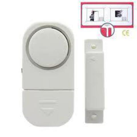 Простая беспроводная сигнализация для дома или офиса