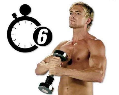 Вибро-гантель Shake Weight для мужчин с DVD, фото 2
