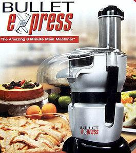 "Кухонный комбайн ""Шеф Повар"" Bullet Express"