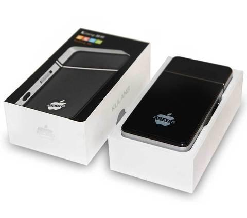 Электробритва карманная iPhone style с аккумулятором, фото 2