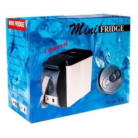 Автохолодильник термоэлектрический переносной 6 л - фото 2