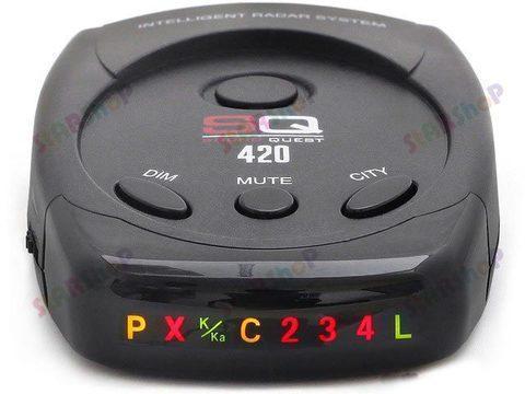 Антирадар / Радар-детектор Sound Quest 420, фото 2