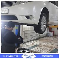 Экспресс - замена масла в МКПП в г. Нур-Султан (Астана)