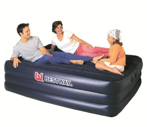 Кровать надувная 3-х ярусная Bestway 67110, фото 2