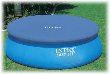 Тент для круглого надувного бассейна 366см INTEX 58919