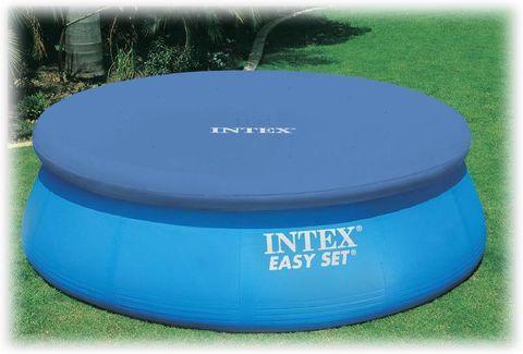 Тент чехол для круглого бассейна 244см INTEX 58939
