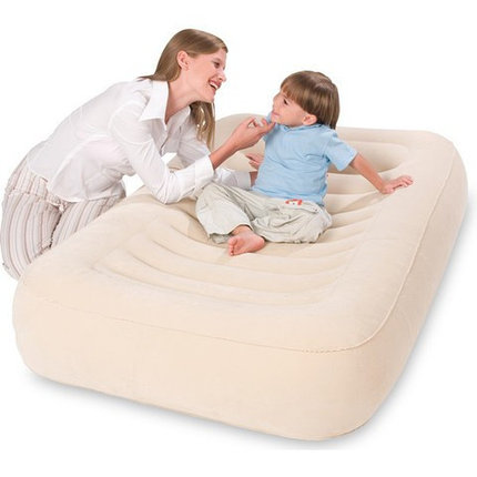 Кровать флок детская Bestway 67378, фото 2