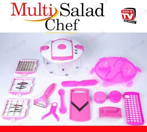 Multi Salad Chef - набор для резки салатов