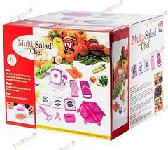 Multi Salad Chef - набор для резки салатов, фото 2