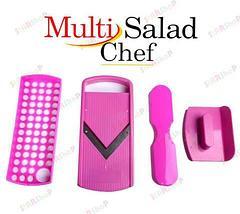 Multi Salad Chef - набор для резки салатов, фото 3