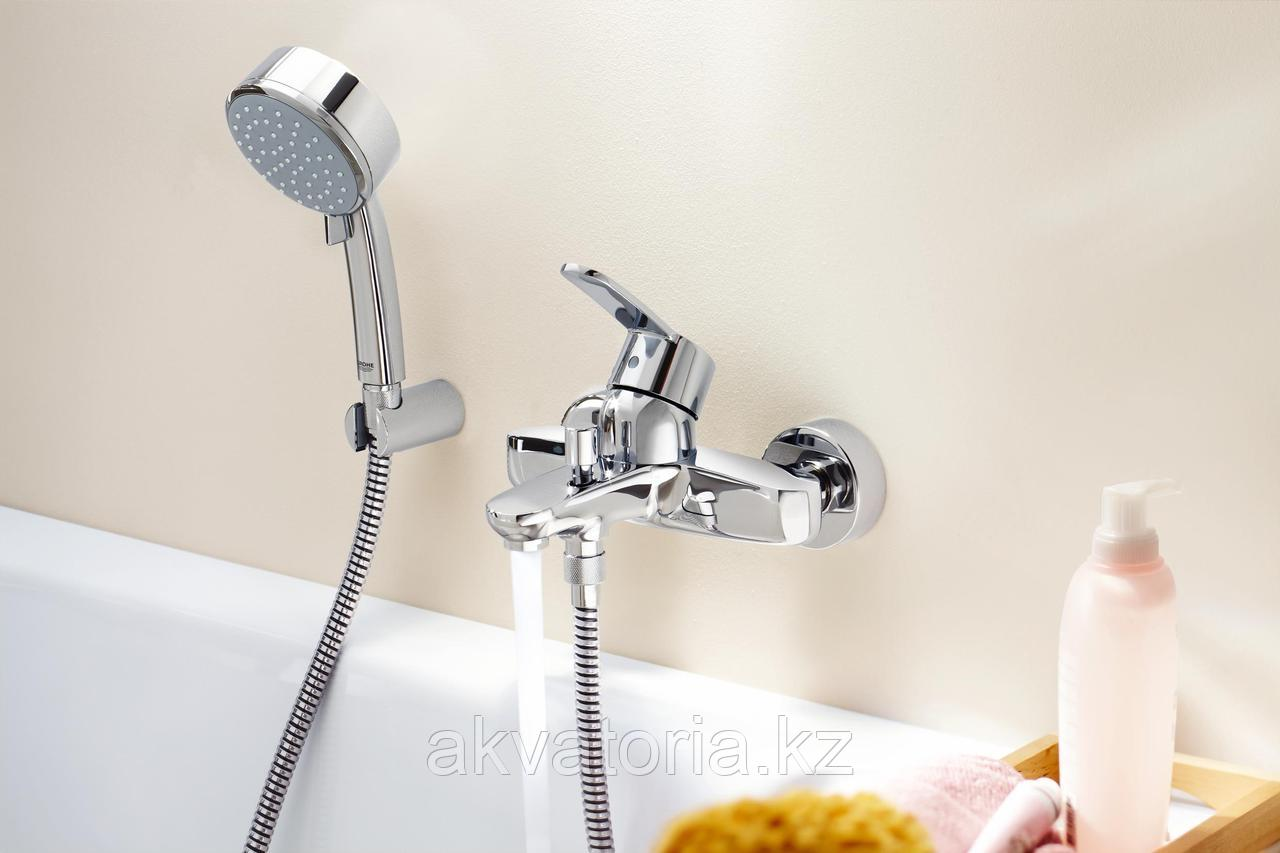 33591002 Eurostyle Cosmopolitan(Grohe)Смеситель для ванны