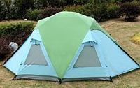 Палатка CHANODUG FX-8946 {4-х местная}