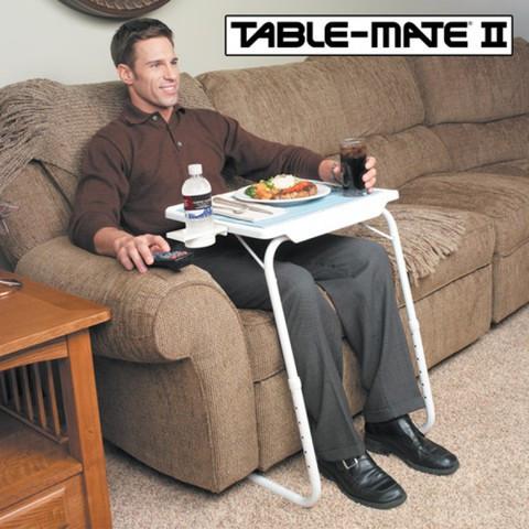 """Портативный складной столик """"Table Mate"""" 2"""