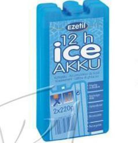 Аккумулятор холода Ezetil Ice Akku 2 шт (400 грамм)