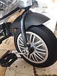 Детский трехколесный велосипед BMW 5 с поворотным сиденьем, фото 7