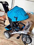 Детский трехколесный велосипед BMW, фото 3