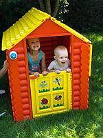 Детский домик лесной Светлячок Palplay 510 со светом и музыкой