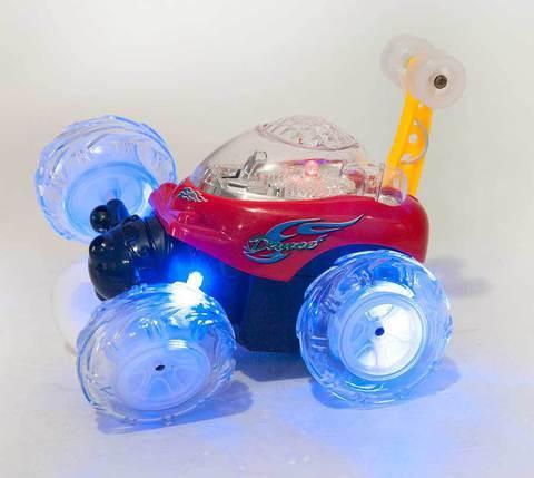Машинка-акробат на радиоуправлении с музыкой и световыми эффектами Acrobatic Boy 5008