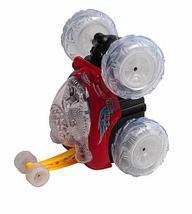 Машинка-акробат на радиоуправлении с музыкой и световыми эффектами Acrobatic Boy 5008, фото 2