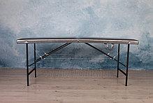 Складной МАССАЖНЫЙ стол. Массажная кушетка., фото 2