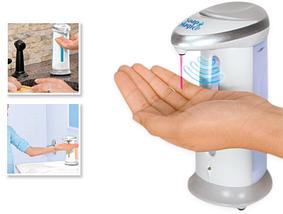 Автоматический сенсорный диспенсер для жидкого мыла SOAP MAGIC, фото 2