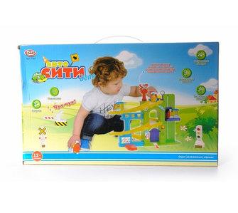 """Детский игровой набор """"Play Smart"""" Автосити Депо"""