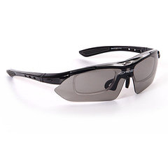 """Стильные очки """"Oakley"""" с комплектом из 5 сменных линз, фото 3"""
