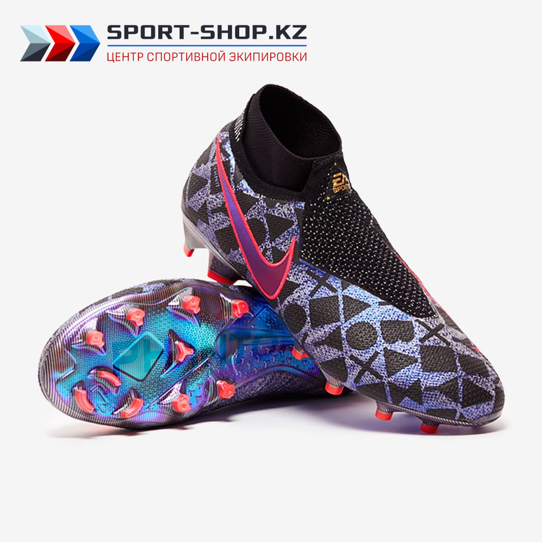 Бутсы Nike EA Sports x Phantom Vision Elite Dynamic Fit FG