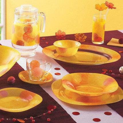 Сервиз столовый Luminarc Snow Flakes Orange G8907, фото 2