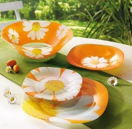 Сервиз столовый Luminarc Paqueretty Melon G8947 [19, 38, 46 предметов] (19 предметов), фото 2