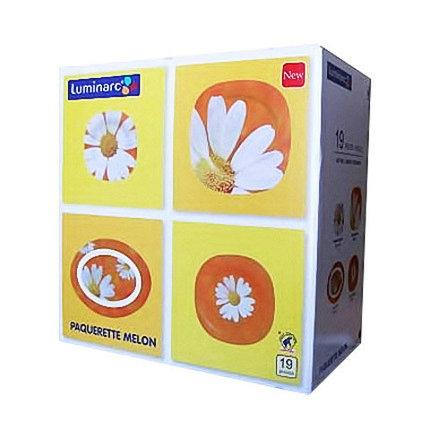 Сервиз столовый Luminarc Paqueretty Melon G8947 [19, 38, 46 предметов] (46 предметов), фото 2