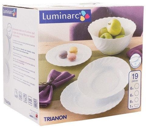 Сервиз столовый Luminarc Trianon [19 предметов], фото 2