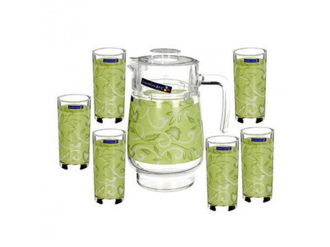Набор для напитков Luminarc Plenitude Green D2329, фото 2