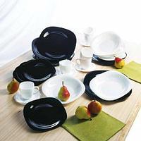 Сервиз столовый Luminarc Carine Black&White D2382