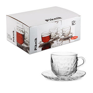 Набор для чая Pasabahce Piknik 97767