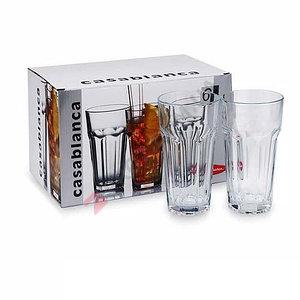 Набор стаканов Pasabahce Casablanca 52706