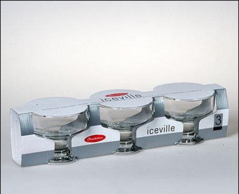 Набор креманок Pasabahce Ice Ville 41016, фото 2