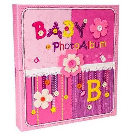 Фотоальбом детский «Baby» в футляре [240 фото], фото 2