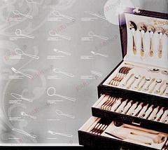 Набор из 86 столовых приборов {Секретная распродажа}, фото 2