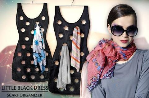 Органайзер для шарфов Umbra Little Black Dress